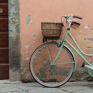 Hintergrund Fahrrad Retro